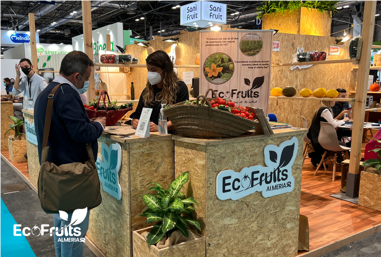 Ecofruits love FruitAttraction